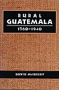 Rural Guatemala 1760 1940