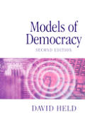 Models Of Democracy 2nd Edition