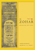 Zohar Pritzker Edition Volume 1 Cover