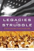 Legacies of Struggle: Conflict and Cooperation in Korean American Politics
