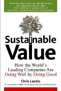 Sustainable Value (08 Edition)