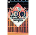 Kokoro: Hints & Echoes of Japanese Inner Life