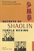 Secrets of Shaolin Temple Boxing