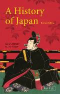 A History of Japan Cover