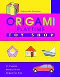 Origami Playtime Book 2 Toyshop