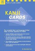 Kanji Cards