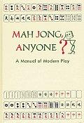 Mah Jong Anyone The Game