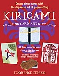 Kirigami Greeting Cards & Gift Wrap
