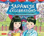 Japanese Celebrations Cherry Blossoms Lanterns & Stars