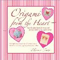 Origami from the Heart [With Origami Paper]