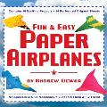 Fun and Easy Paper Airplanes Cover