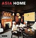 Asia Home: Inspirational Design Ideas Cover