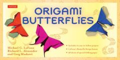 Origami Butterflies [With 96 Sheets Special Origami Paper/2 Sheets Metallic]