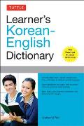 Tuttle Learner's Korean-English Dictionary