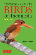 A Photographic Guide to the Birds of Indonesia Cover