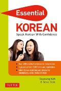 Essential Korean: Speak Korean with Confidence