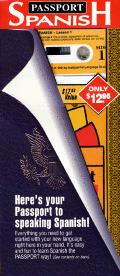 Passport Spanish Book & Audio Cassette