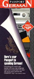 Passport German Book & Audio Cassette