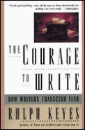 Courage To Write