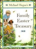 Michael Hague's Family Easter Treasury Cover