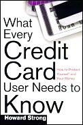 What Every Credit Card Holder Should Kno