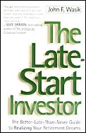Late Start Investor The Better Late Than