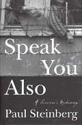 Speak You Also A Survivors Reckoning