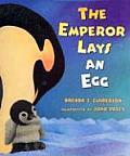 Emperor Lays An Egg Penguin