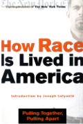 How Race Is Lived In America Pulling Together Pulling Apart