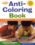 First Anti Coloring Book