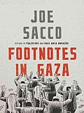 Footnotes In Gaza - Signed Edition