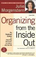Organizing from the Inside Out: The Foolproof System for Organizing Your Home, Your Office and Your Life Cover