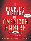 A People's History of American Empire: A Graphic Adaptation Cover