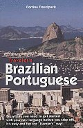 Travelers Brazilian Portuguese CD Course With Phrasebook Dictionary