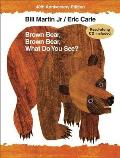 Brown Bear Brown Bear What Do You See With CD