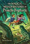 MAGICAL MISADVENTURES OF PRUNELLA BOGTHISTLE