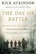 The Day of Battle: The War in Sicily and Italy, 1943-1944 Cover