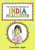 Accidental Adventures of India McAllister