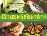 Citizen Scientists: Be a Part of Scientific Discovery from Your Own Backyard Cover