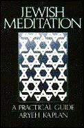Jewish Meditation A Practical Guide