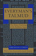 Everyman's Talmud Cover