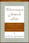 Choosing A Jewish Life A Handbook For People