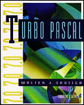 Turbo PASCAL: An Introduction to the Art and Science of Programming Cover