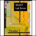 SELECT PARADOX 7.0 WIN95