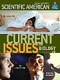 Current Issues in Biology, Volume 3: Scientific American Special Supplement