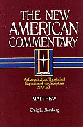 New American Commentary #22: Matthew