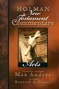 Holman New Testament Commentary - Acts