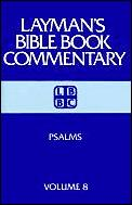 Psalms Laymans Bible Book Commentary