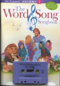 Word and Song Songbook; Volume 1 With Cassette s