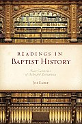 Readings in Baptist History (08 Edition)